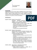 CV Sergio Rueda Galindo