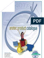 Anotec Product Catalogue General