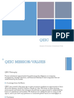 QEIC Fall Report