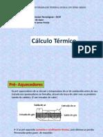 Apresentação-cálculo térmico