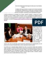 Clemente Castañeda presenta Informe de la Comisión Especial del Congreso de Jalisco para el caso Celedonio Monroy