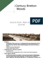 A 21st-Century Bretton Woods