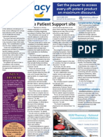 Pharmacy Daily for Thu 06 Dec 2012 - A new Australian vision, Free Patient Support, NZ pharmacist prescribing and much more...