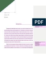 Defense Essay Revision