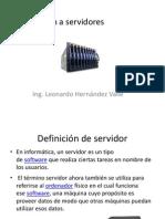 Introduccion-servidores