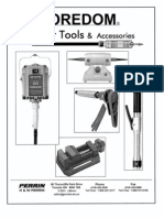 Power Tools for Watchmakers