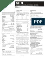 Cce1300801 580m Series 3 Spec Sheet Retro Case