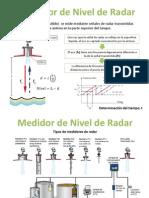 Medidores de Radar