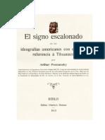 ARTHUR POSNASKY - Signo Escalonado