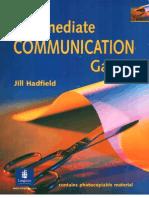 Intermediate Communication Games