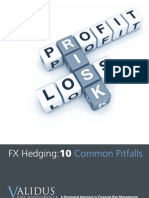 FX Hedging 10 Common Pitfalls