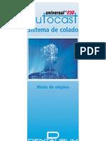 Autocast Sistema de Colado