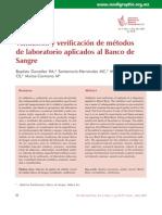 Valid y Verif de Met de Lab a Mt 1710