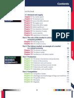 Economics Contents List