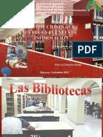 Clase 3. Biblioteca y Centros_ONE