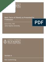 Principles of obesity economics Lecture2A