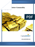 Daily Commodity Report 06-12-2012