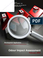 Anotec Odour Impact Assessment - Manufacturing in Alexandria