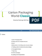 Carton packaging knowledge