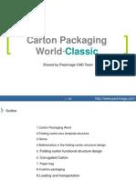 Carton packaging knowledge