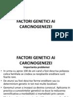 Factori genetici