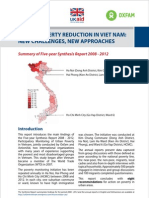 Urban Poverty Reduction Report Summary E