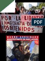 Presos Políticos 1ro Diciembre 2012