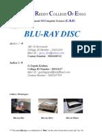 p106 Blueray Disc