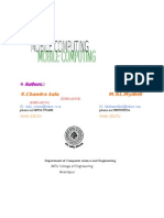 p172 Mobile Computing