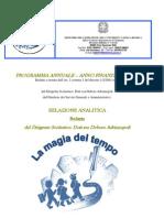 PROGRAMMA_ANNUALE 2012 Completo Di Relazione 1 Circolo Vico