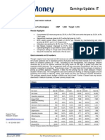 IT Industry Q3FY09