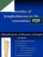Lymphokinesia