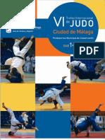 Nueva Modificada Circular Vi Trofeo Int de Judo Ciudad de Malaga