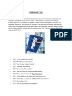 Pepsi Performance