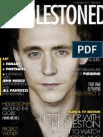 Hiddlestoned November Issue - #1