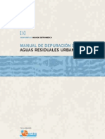 Manual de Depuracion de Aguas Residuales Urbanas