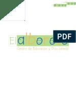 Proyecto Educativo y Organizativo Resumido