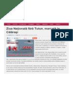 ZIUA NATIONALA FARA TUTUN
