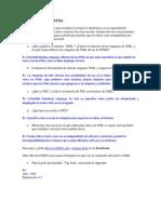 Pregunta 1. XML y HTML