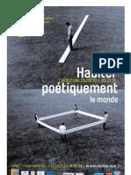 106847137 Dossier Habiter Poetiquement Le Monde Web