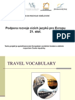 Traveling Vocabuly Conversation