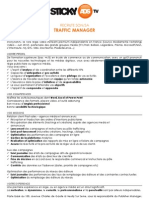 TRAFFIC MANAGER - stickyADStv