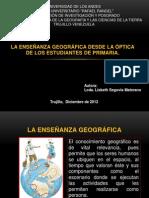 La enseñanza geográfica.pptx