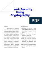 Network Security and Cryptography2