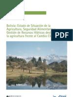 Bolivia-Estado de Situacion