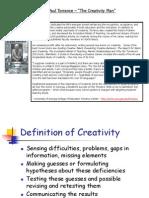 Definingvaluing Creativity Torrance 120219121326 Phpapp02