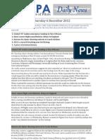 2012-12-06 IFALPA Daily News