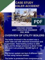 Boiler Explosion (Exxon Singapore)