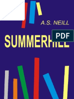 A s Neill - Summerhill [eBook Pl]