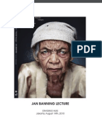 Jan Banning Lecture